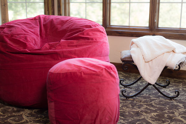 Beanbags Foam Bags Comfy Sacks